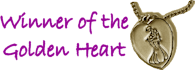 Leigh Bale - Winner of the Golden Heart