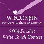 Write Touch Readers Award Finalist